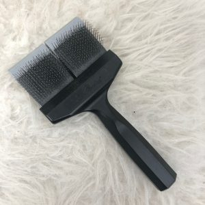 Les Pooch Silver Dog Brush