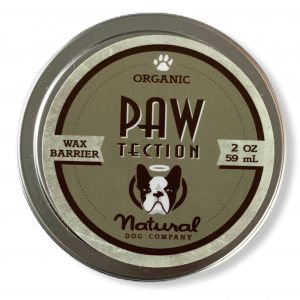 Dog Pawtection Wax Barrier